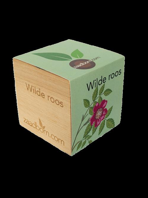 Zaadkubus Wilde roos
