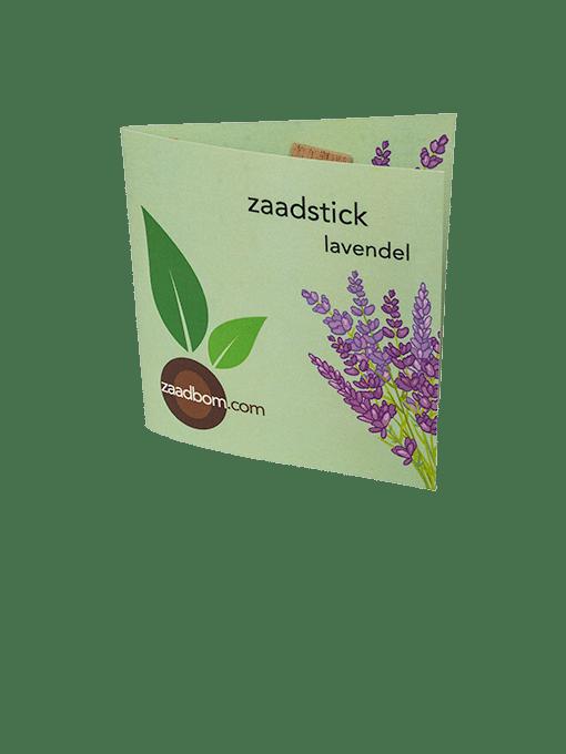 Zaadstick Lavendel